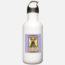 Easter Egg Cookies - Airedale Water Bottle