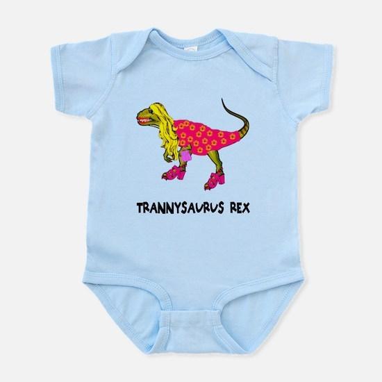 Trannysaurus Rex Infant Bodysuit