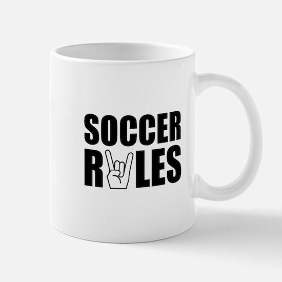 Soccer Rules Mug