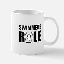 Swimmers Rule Mug