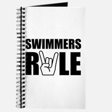 Swimmers Rule Journal