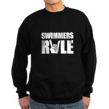 Swimmers Rule Sweatshirt