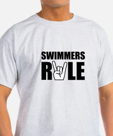 Swimmers Rule T-Shirt