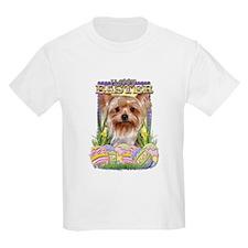 Easter Egg Cookies - Yorkie T-Shirt