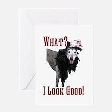 Look Good! Greeting Card