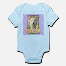 Easter Egg Cookies - Westie Infant Bodysuit