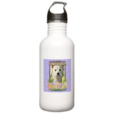 Easter Egg Cookies - Westie Water Bottle
