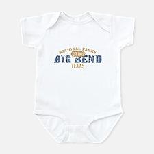 Big Bend National Park Texas Infant Bodysuit