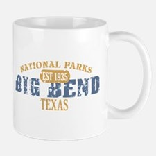 Big Bend National Park Texas Small Small Mug