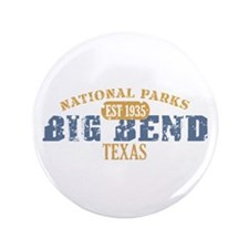 "Big Bend National Park Texas 3.5"" Button"