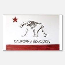 California Education is Almos Decal