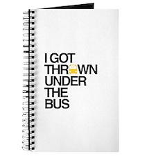 """""""Thrown Under the Bus"""" Journal"""