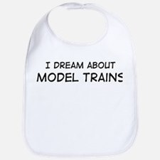 Dream about: Model Trains Bib