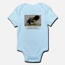 AASB Fruit Bat Infant Bodysuit