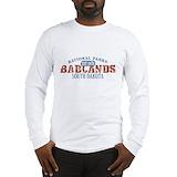 Badlands national park Long Sleeve T-shirts
