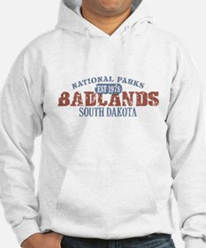 Badlands National Park SD Hoodie