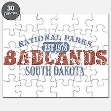 Badlands National Park SD Puzzle