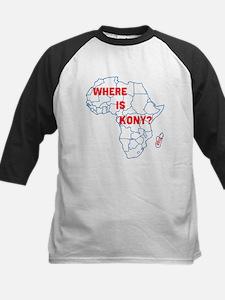 Kony Kids Baseball Jersey