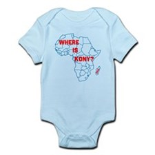 Kony Infant Bodysuit
