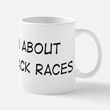 Dream about: Potato Sack Race Mug