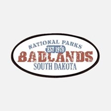 Badlands National Park SD Patches