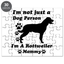 Rottweiler Mommy Puzzle