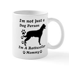 Rottweiler Mommy Mug