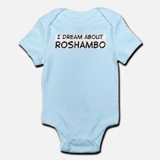 Dream about: Roshambo Infant Creeper