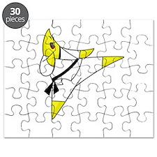 Karate Star Puzzle
