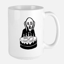 Scream 50 Large Mug