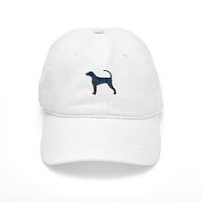 Blue Tick Coonhound Baseball Cap