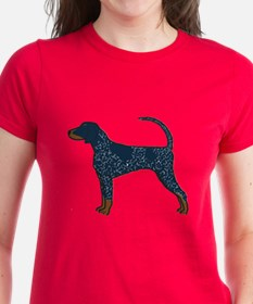 Blue Tick Coonhound Tee
