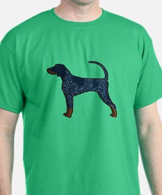 Blue Tick Coonhound T-Shirt