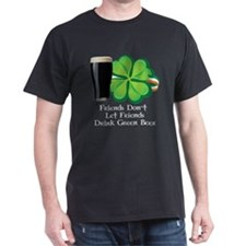 Say No to Green Beer! T-Shirt