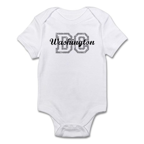 Washington DC Infant Bodysuit