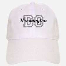 Washington DC Baseball Baseball Cap