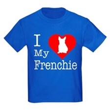 I Love My Frenchie T
