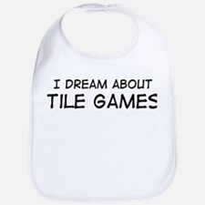 Dream about: Tile Games Bib