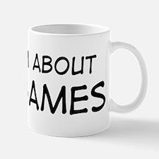 Dream about: Tile Games Mug