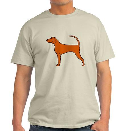 Redbone Coonhound Light T-Shirt