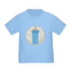 Volleyball Baby Gift T