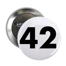 42 Button- Single