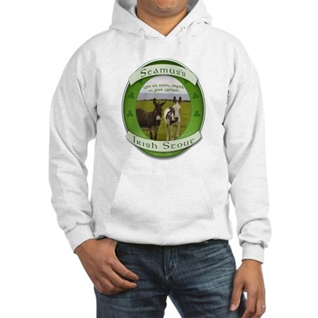 Seamus's Irish Stout Hooded Sweatshirt