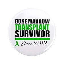 "BMT Survivor 2012 3.5"" Button"