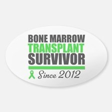 BMT Survivor 2012 Decal