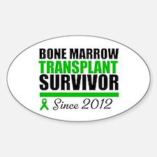 BMT Survivor 2012 Decal