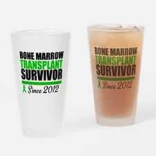 BMT Survivor 2012 Drinking Glass
