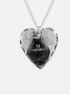 Trinket's - A Bunny Necklace