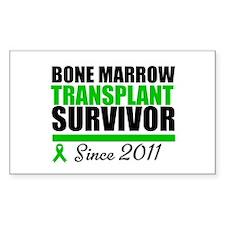 BMT Survivor 2011 Decal