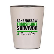 BMT Survivor 2011 Shot Glass